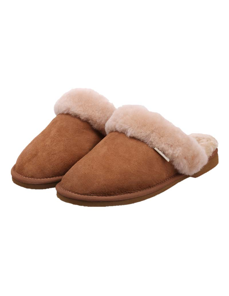 8870220c558 Ladies Sheepskin Scuffs
