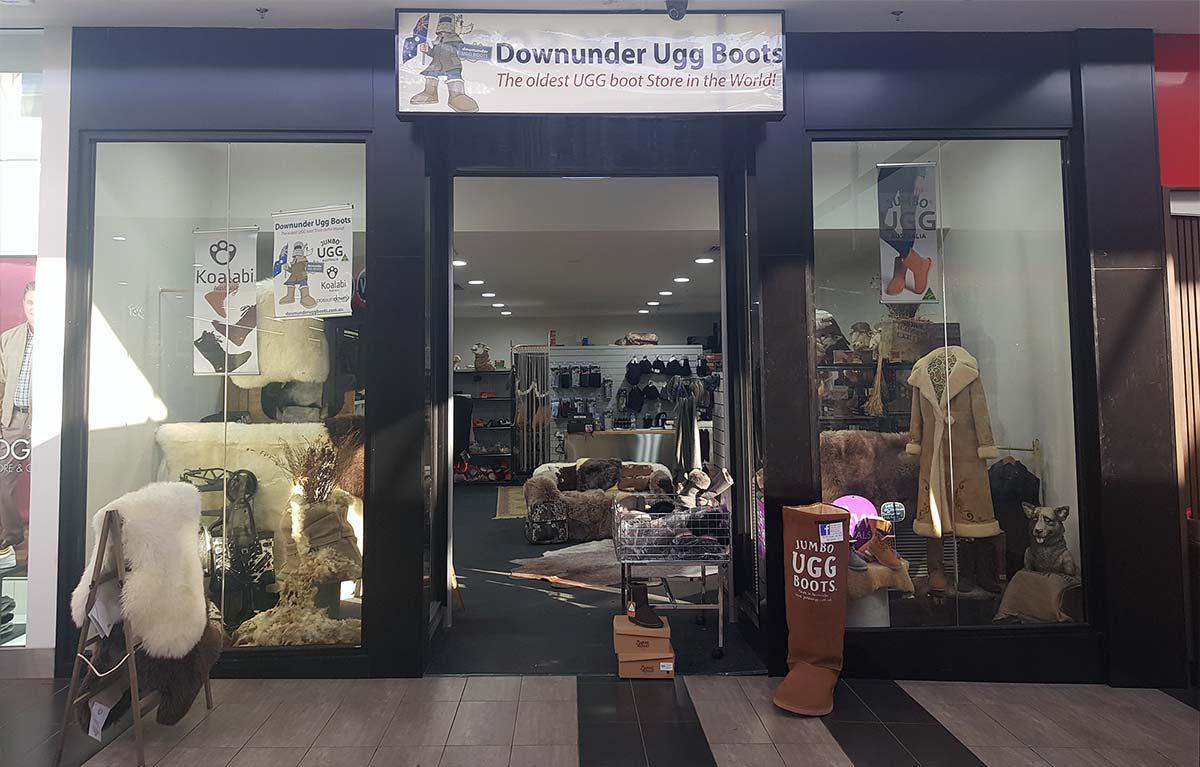 ugg boots shop portland