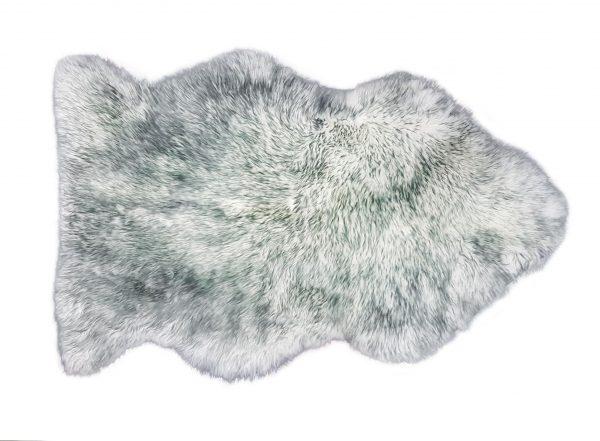 ANL Long Wool Rug dark tip