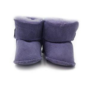 Imosh Baby Booties lilac