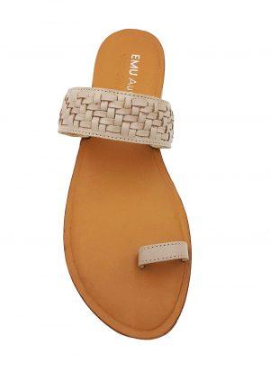 emu australia murlong putty sandal