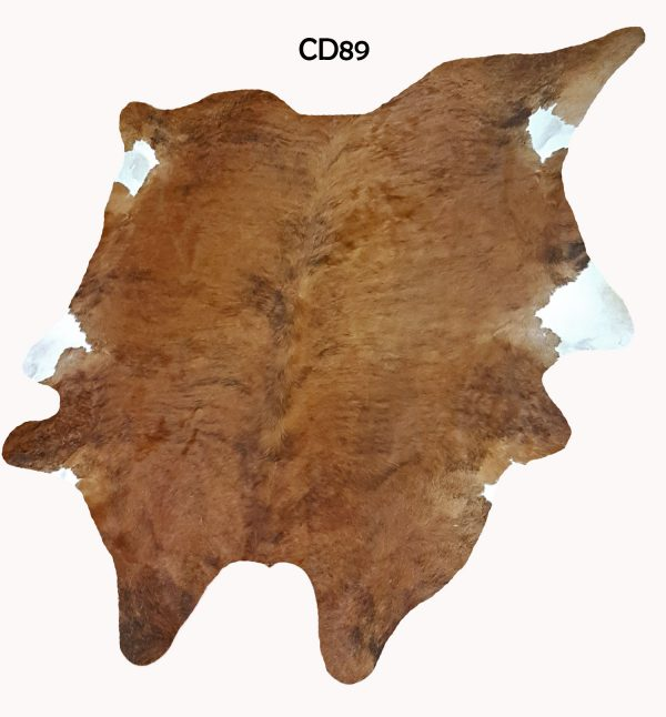 Large Brindle Cow Hides CD89