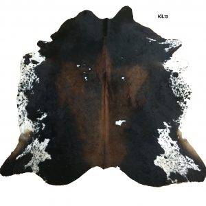 Large Dark Cow Hide KIL13