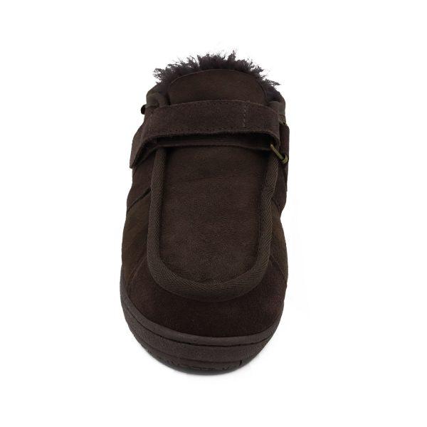 Fleece Easy Chocolate front