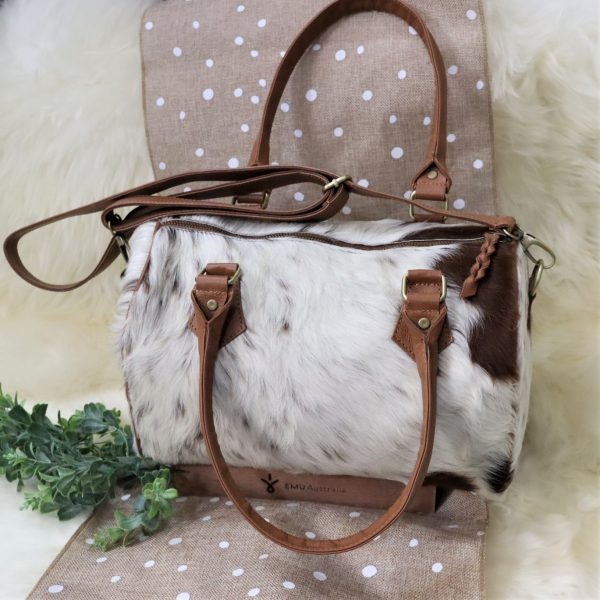 Small Travel Bag chestnut